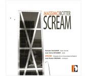 CD Scream Cover