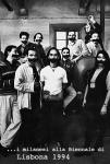 Giovani Artisti italiani alla Biennale di Lisbona '94