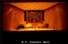 NY Buffalo ConcertHall