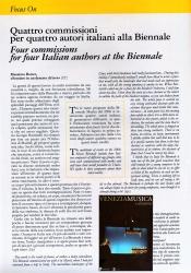 Biennale Venezia Intervista_2006
