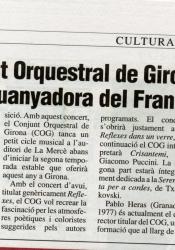 El PUNCT Girona 26 marzo 2006