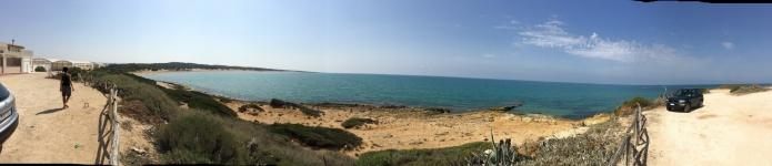 Sicilia Spiaggione Montalbano