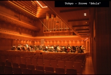 Tokyo Opera City Prove
